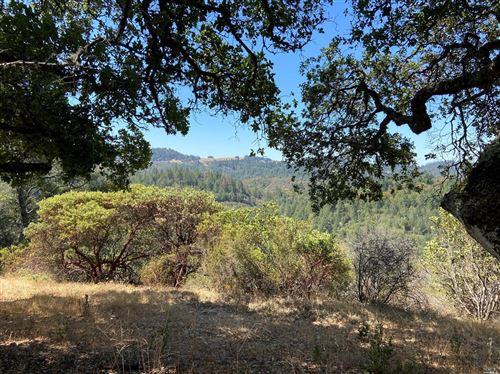 Photo of 0 Petrified Forest Road, Calistoga, CA 94515 (MLS # 321065358)
