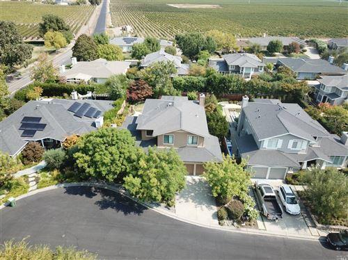 Photo of 4 Harvest Court, Yountville, CA 94599 (MLS # 321090359)