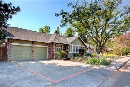 Tiny photo for 1517 Chablis Circle, Saint Helena, CA 94574 (MLS # 321081363)