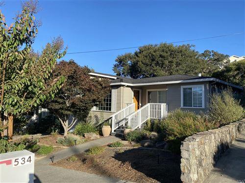 Photo of 534 East Spring Street, Napa, CA 94559 (MLS # 321009525)