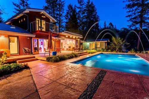 Photo of 535 Viewridge Drive, Angwin, CA 94508 (MLS # 321024588)