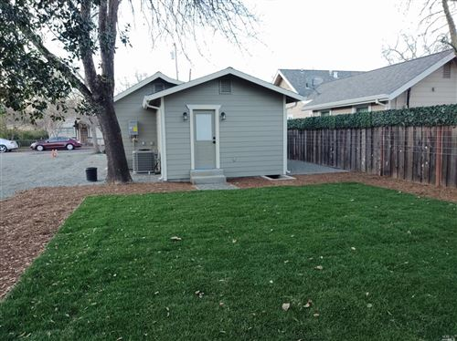 Tiny photo for 1518 Park Street, Calistoga, CA 94515 (MLS # 21929637)
