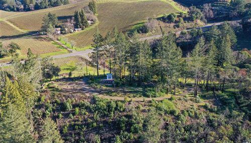 Photo of 130 Petrified Forest Road, Calistoga, CA 94515 (MLS # 22002642)