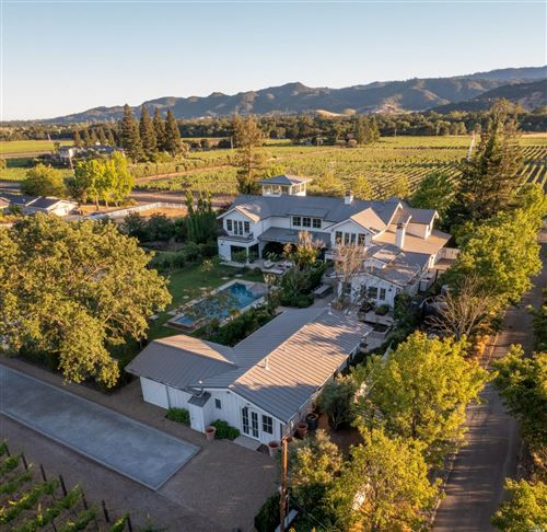 Photo of 1124 State Lane, Yountville, CA 94599 (MLS # 321053707)