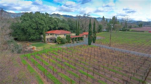 Photo of 102 Foothill Boulevard, Calistoga, CA 94515 (MLS # 22016822)