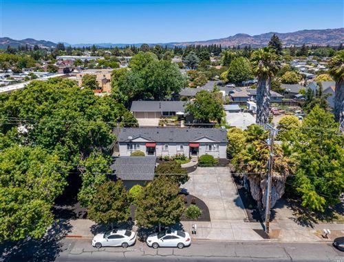 Photo of 1570 Pueblo Avenue, Napa, CA 94558 (MLS # 321017884)