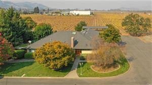 Photo of 1052 Bella Drive, Napa, CA 94558 (MLS # 21829948)