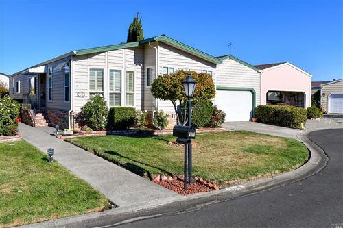 Photo of 217 Shirley Court, Napa, CA 94558 (MLS # 321098952)