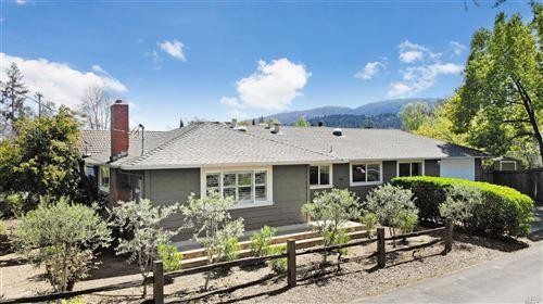 Photo of 1624 Oak Street, Calistoga, CA 94515 (MLS # 321020985)