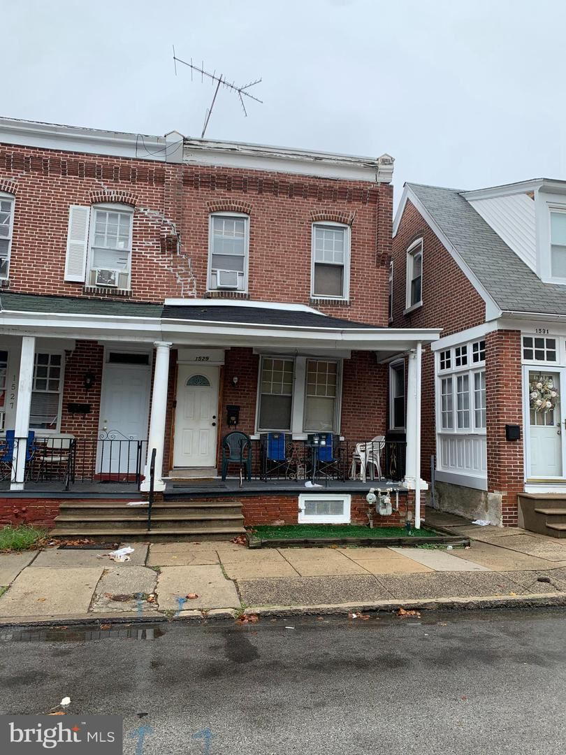 Photo of 1529 WILLOW ST, NORRISTOWN, PA 19401 (MLS # PAMC670034)
