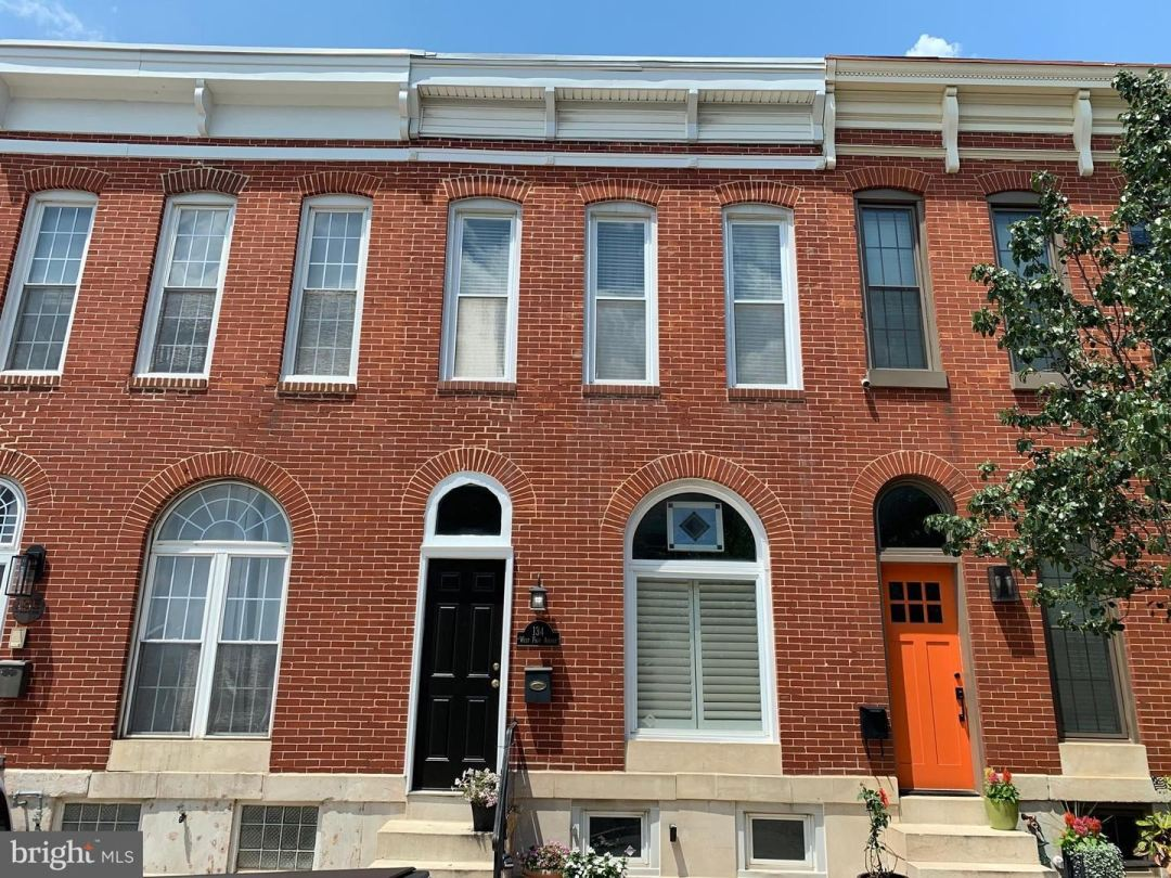 Photo for 134 W FORT AVE, BALTIMORE, MD 21230 (MLS # MDBA499044)