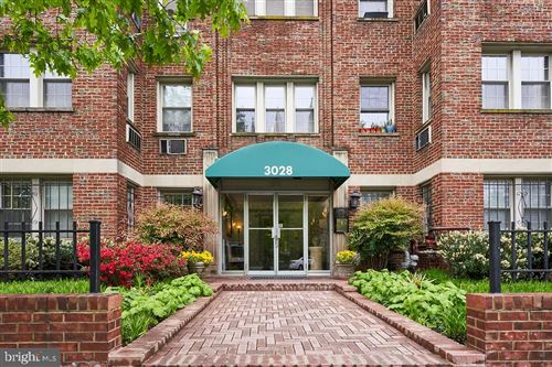 Photo of 3028 NW WISCONSIN AVE NW #206, WASHINGTON, DC 20016 (MLS # DCDC461110)