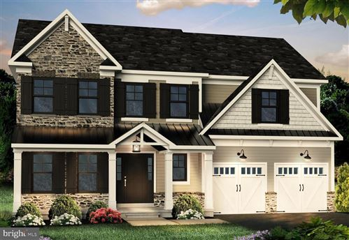 Photo of DARLINGTON MODEL BAYBERRY AVE, PENNSBURG, PA 18073 (MLS # PAMC639596)