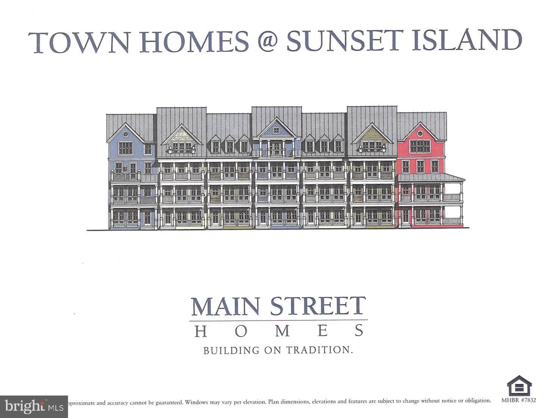 1 SUNSET ISLAND DRIVE #C, OCEAN CITY, MD 21842 (MLS
