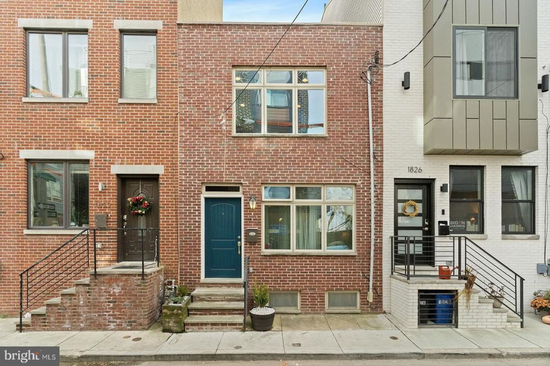Photo of 1824 EARP ST, PHILADELPHIA, PA 19146 (MLS # PAPH965778)