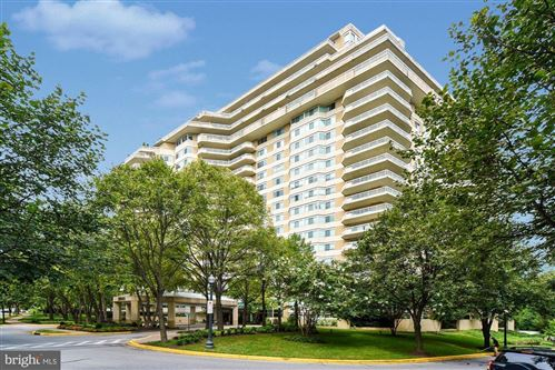 Photo of 5600 WISCONSIN AVE #1408, CHEVY CHASE, MD 20815 (MLS # MDMC701816)