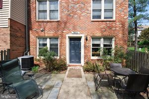Photo of 7847 CODDLE HARBOR LN #15, POTOMAC, MD 20854 (MLS # MDMC652898)