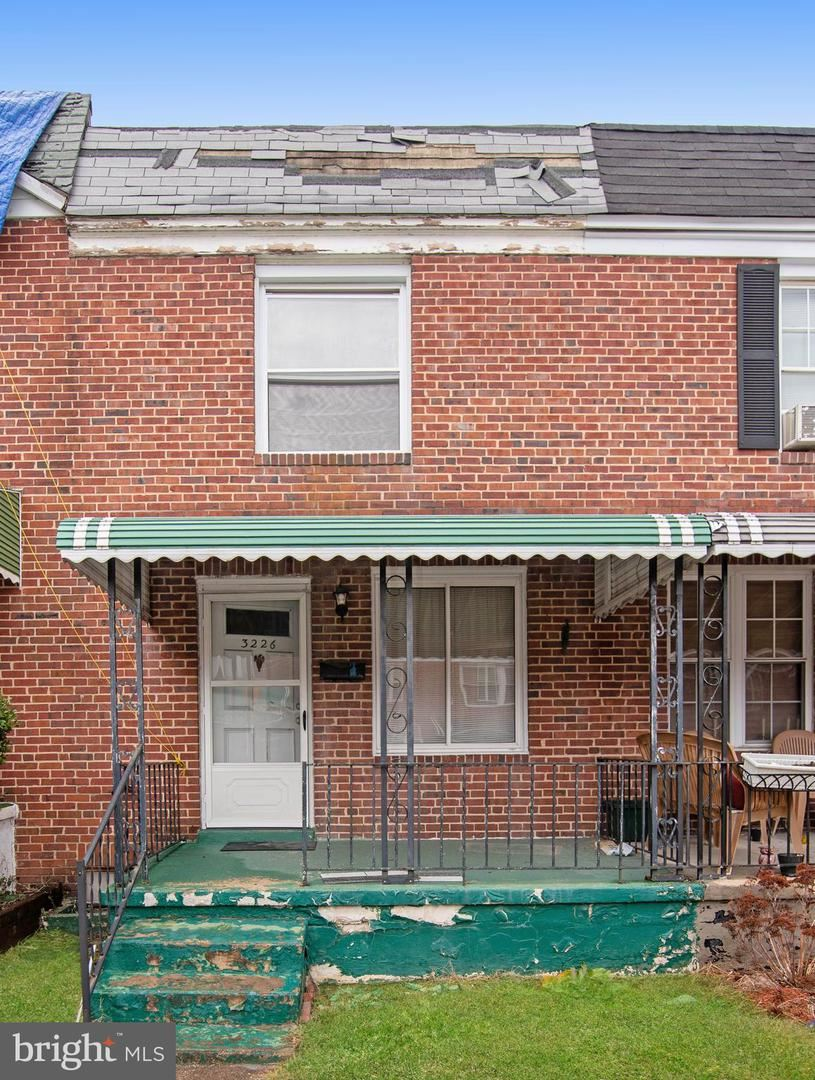 Photo of 3226 BRENDAN AVE, BALTIMORE, MD 21213 (MLS # MDBA541934)