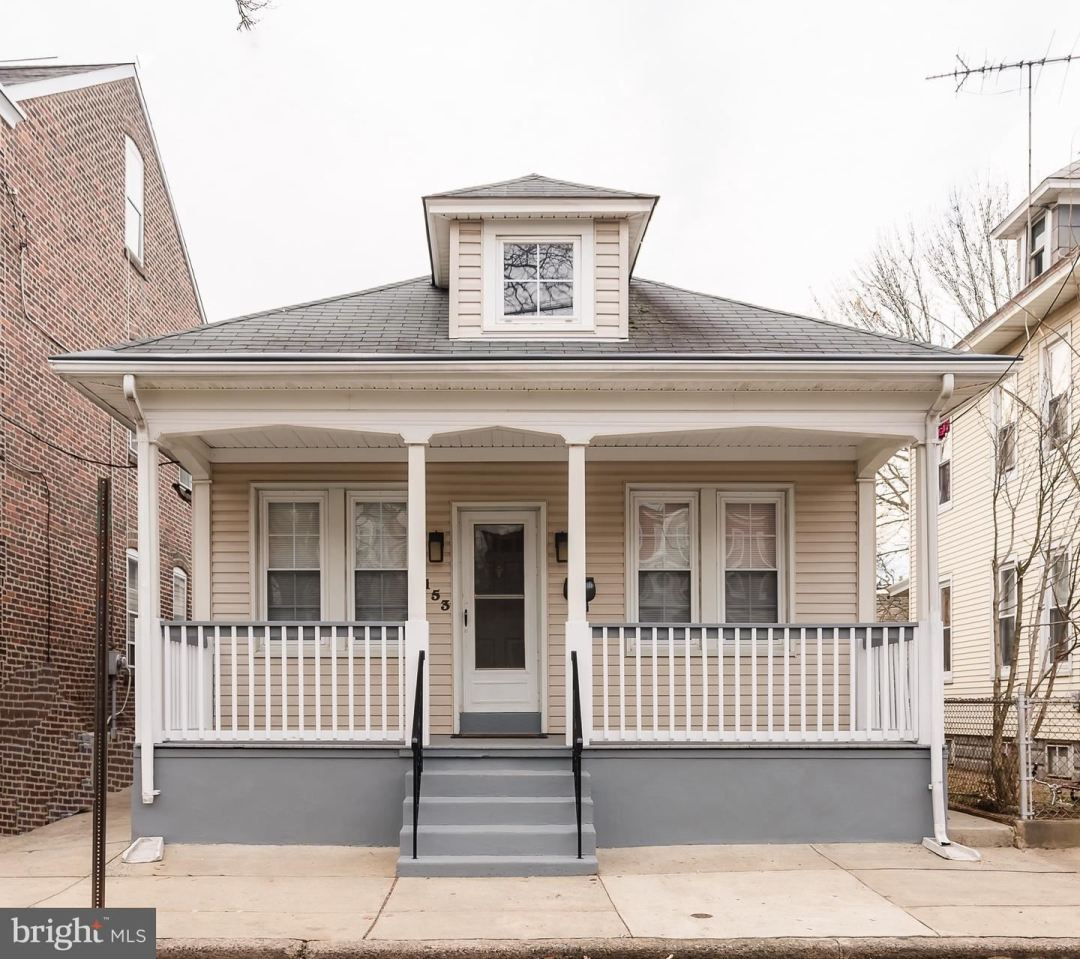 Photo of 153 BARNT AVE, TRENTON, NJ 08611 (MLS # NJME306960)