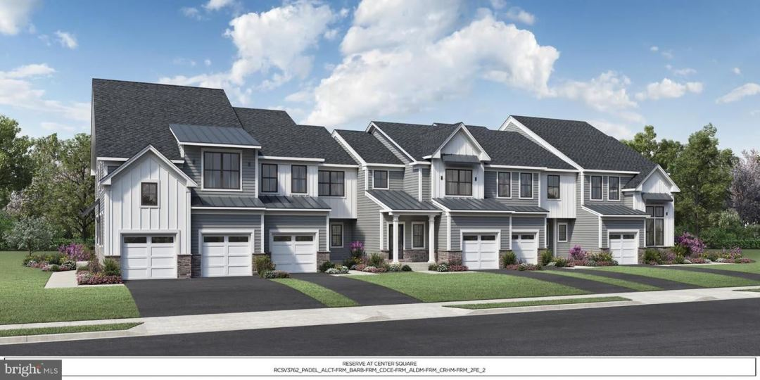 Photo of 55 UMBRELL DR. #LOT 36 FEATURED HOME, EAGLEVILLE, PA 19403 (MLS # PAMC662960)