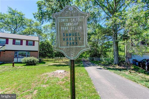 Tiny photo for 138 SURREY LN, HARLEYSVILLE, PA 19438 (MLS # PAMC657982)