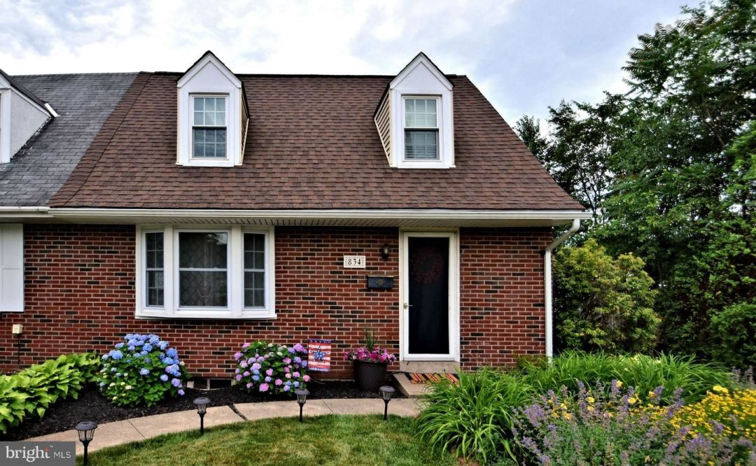 Photo of 834 W 4TH ST, LANSDALE, PA 19446 (MLS # PAMC683984)