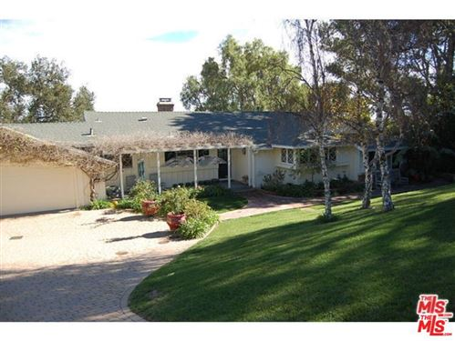 Photo of 29507 HARVESTER Road, Malibu, CA 90265 (MLS # 21732002)