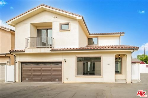 Photo of 7611 Lilly Way, North Hollywood, CA 91605 (MLS # 21730008)