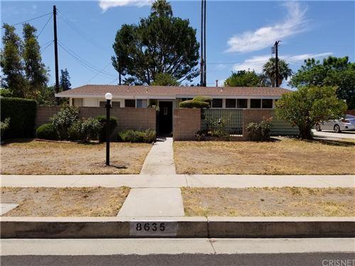 Photo of 8635 Casaba Avenue, Winnetka, CA 91306 (MLS # SR21162009)