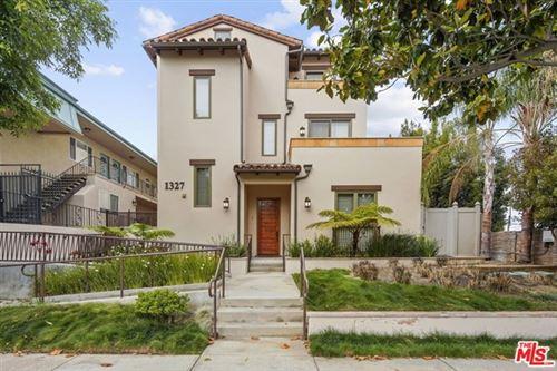 Photo of 1327 Euclid Street #3, Santa Monica, CA 90404 (MLS # 21731016)