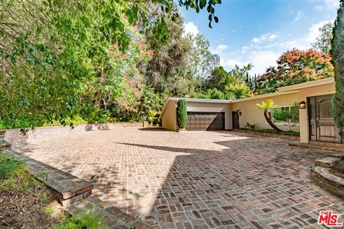 Photo of 9911 Tower Lane, Beverly Hills, CA 90210 (MLS # 21799016)