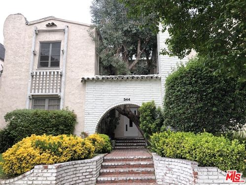 Photo of 344 Spalding Drive #4, Beverly Hills, CA 90212 (MLS # 21797020)