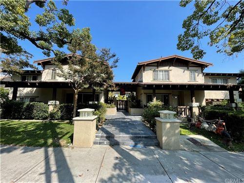 Photo of 38 N Bonnie Avenue #7, Pasadena, CA 91106 (MLS # AR21201026)