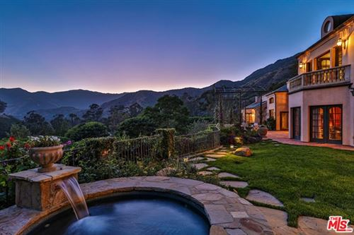 Photo of 3250 SERRA Road, Malibu, CA 90265 (MLS # 19535038)