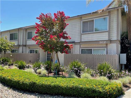 Photo of 762 E Orange Grove Boulevard #1, Pasadena, CA 91104 (MLS # DW21165046)