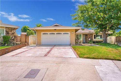 Photo of 16708 Sunburst Street, Northridge, CA 91343 (MLS # SR21167073)
