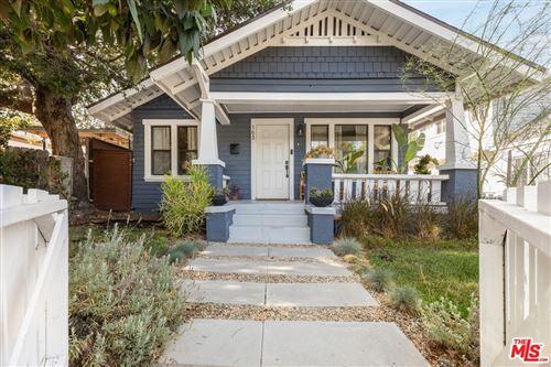 Photo of 163 Painter Street, Pasadena, CA 91103 (MLS # 21766092)
