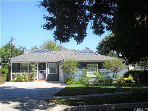 Photo of 5440 Columbus Avenue, Sherman Oaks, CA 91411 (MLS # SR21128103)
