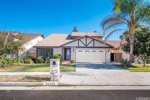 Photo of 20438 Elkwood Street, Winnetka, CA 91306 (MLS # SR21202110)