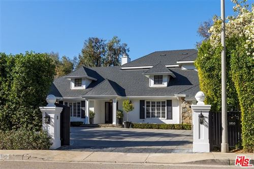 Photo of 2833 Deep Canyon Drive, Beverly Hills, CA 90210 (MLS # 21732128)