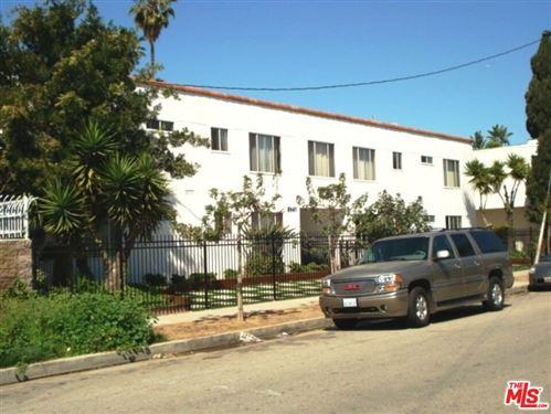 Photo of 5641 Halbrent Avenue #4, Sherman Oaks, CA 91411 (MLS # 21781130)