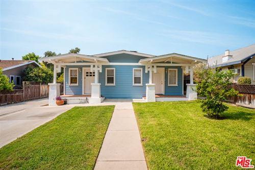 Photo of 1131 N Sierra Bonita Avenue, Pasadena, CA 91104 (MLS # 20638138)