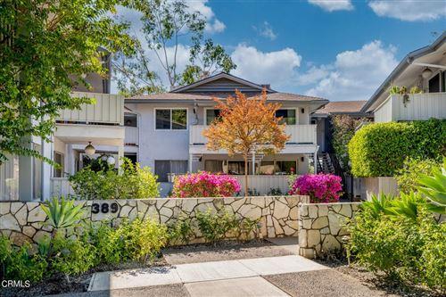 Photo of 389 Cliff Drive #2, Pasadena, CA 91101 (MLS # P1-7183)