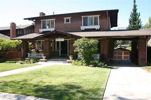 Photo of 501 S Marengo Avenue, Pasadena, CA 91101 (MLS # P1-7188)