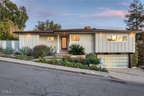 Photo of 1376 Brixton Road, Pasadena, CA 91105 (MLS # P1-7198)