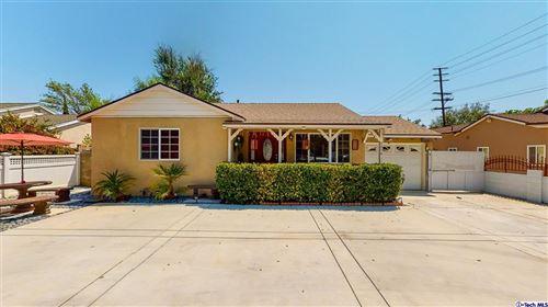 Photo of 6808 6806 Texhoma Avenue, Lake Balboa, CA 91406 (MLS # 320007257)