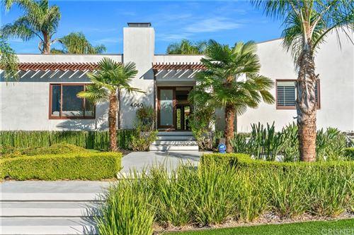 Photo of 4060 Harclare Lane, Encino, CA 91436 (MLS # SR21195257)