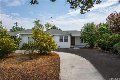 Photo of 7730 Quakertown Avenue, Winnetka, CA 91306 (MLS # SR21194260)