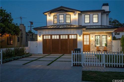 Photo of 5308 Lennox Avenue, Sherman Oaks, CA 91401 (MLS # SR21203272)
