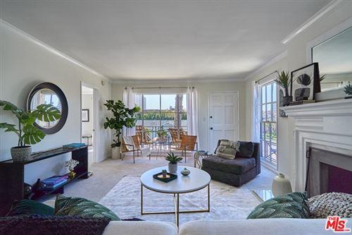 Photo of 609 Washington Avenue #D, Santa Monica, CA 90403 (MLS # 21731274)